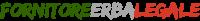 Fornitore erba legale Logo